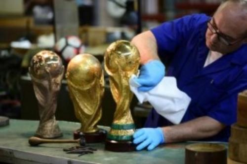 Ahmed Ait Sidi Abdelkader, ce marocain qui fabrique la Coupe du Monde!