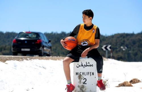 Youssef, 14 ans, prodige marocain du basket appelé par la NBA!