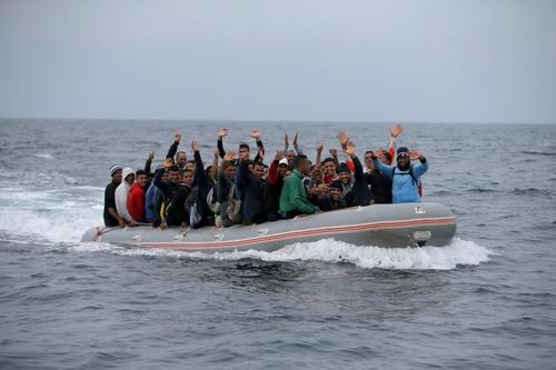 (Photos) Venant du Maroc, ils débarquent sur une plage espagnole...