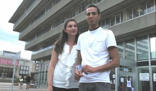 Aymen Latrous qui a sauvé une famille d'un incendie a obtenu sa...