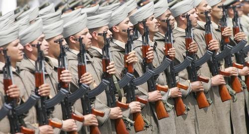 Le Maroc rétablit le service militaire obligatoire !