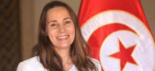 Aïda Lengliz première femme tunisienne à être nommée présidente...
