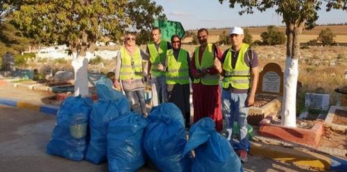 (Vidéo) A Casablanca, des citoyens nettoient leur ville !