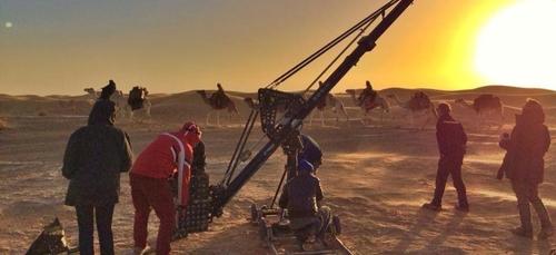 Les tournages des films étrangers au Maroc explosent !