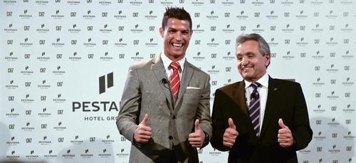 Les premières photos de l'hôtel de Cristiano Ronaldo à Marrakech !