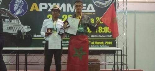 Le Maroc décroche 2 médailles d'or au Salon International de Moscou !