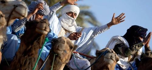 La culture nomade à l'honneur à M'Hamid El Ghizlane au Maroc !