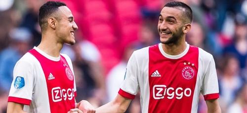 Hakim Ziyech et Noussair Mazraoui jeûneront pendant le match retour...