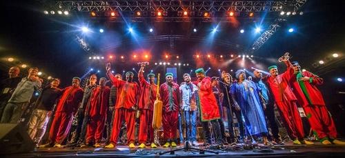 Essaouira capitale de la world music pour la 22ème édition du...