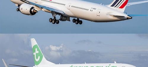 Réattribution des lignes d'Aigle Azur : Le Groupe Air France rafle...