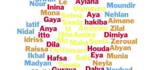 Les prénoms d'origine maghrébine ont le vent en poupe à Paris