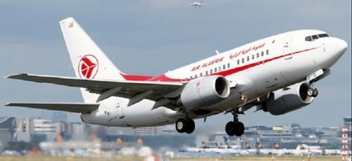 Air Algérie suspend temporairement ses vols de et vers la France