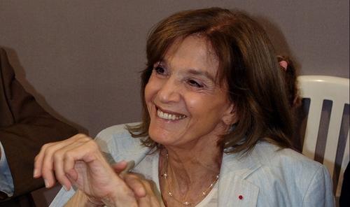 Gisèle Halimi une Juste au Panthéon de l'amitié et de la...