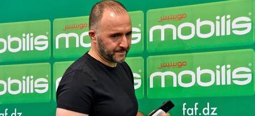 (Vidéo) La mise au point de Djamel Belmadi concernant les joueurs...