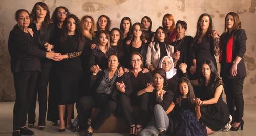 Les actrices algériennes font front contre les violences faites aux...