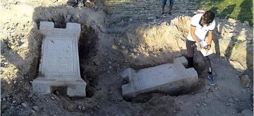 Une pièce archéologique romaine découverte à Monastir !