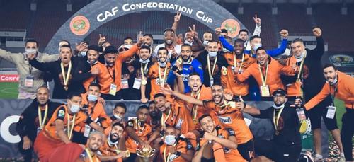 (Vidéo) La Renaissance Sportive de Berkane remporte la Coupe des...
