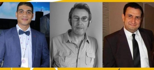 Mustapha Benfodil, Abdelmonaim Bensayah et Mourad Zimu lauréats du...