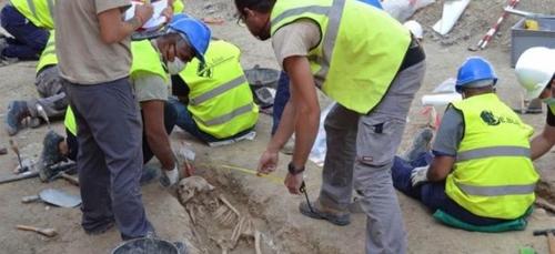 Saragosse : découverte d'un cimetière musulman de plus de 8 siècles !