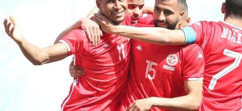 CAN : La Tunisie bat la Guinée Equatoriale 2-1 et reste invaincue