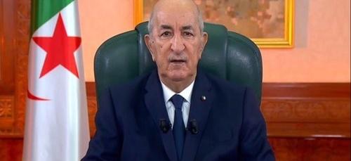 [VIDEO] Le Président Tebboune adresse ses v-ux de Ramadan aux...