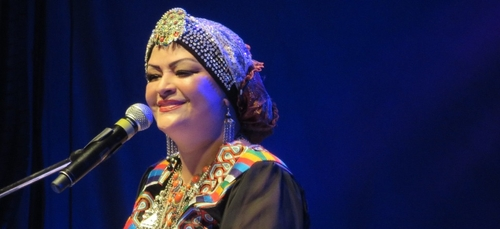 Décès de la chanteuse algérienne Naima Ababsa