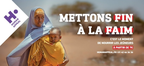L'ONG Human Appeal au service de l'humanité depuis 30 ans !