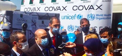 COVAX : Nouvel accord sur 500 millions de doses du vaccin Moderna