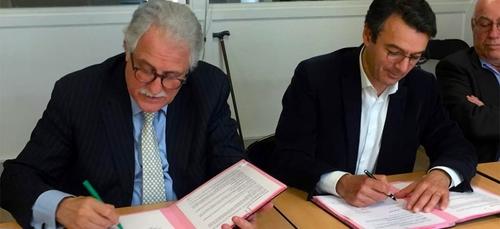 Signature d'un partenariat entre la Licra et la Grande Mosquée de...