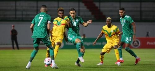 Algérie-Mali 1-0 : les Fennecs égalent le record africain...