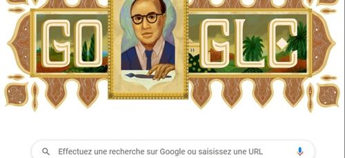 Google célèbre le 125e anniversaire de la naissance de Mohamed Racim