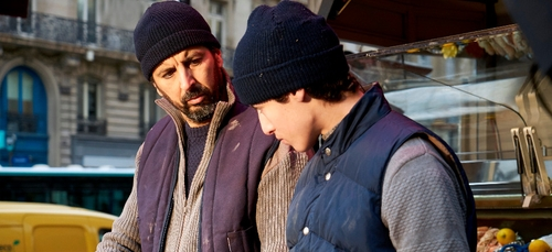 """Ibrahim"", premier film de Samir Guesmi !"