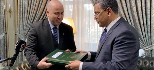 [VIDEO] Aïmene Benabderrahmane prend ses fonctions de Premier ministre