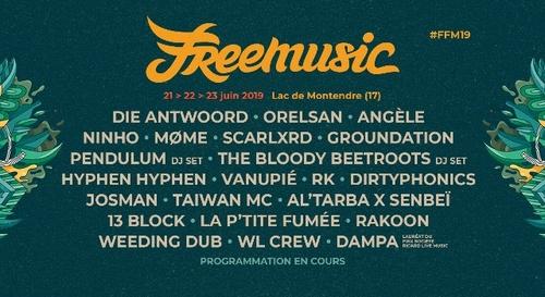Gagnez vos places pour le festival Freemusic avec Orelsan, Ninho,...
