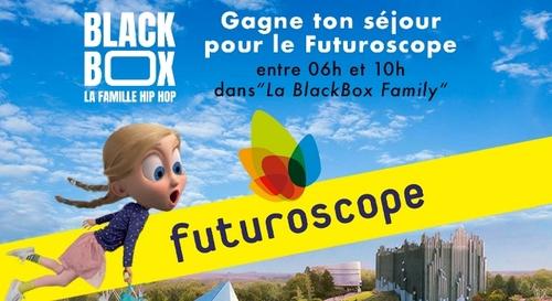 Gagne ton séjour pour 4 personnes au Futuroscope !