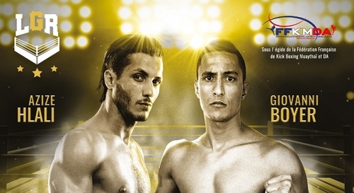 Gagnez vos places pour l'événement kick-boxing à Arkéa Arena !