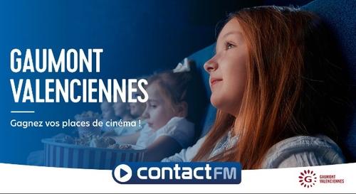 GAGNEZ VOS PLACES DE CINÉMA POUR LE FILM DE VOTRE CHOIX AU GAUMONT...