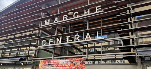 Le Marché Central de Nancy plus beau Marché de Lorraine