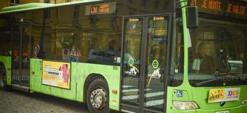 METZ : Une 3ème ligne de bus à haut niveau de service prévu pour 2025
