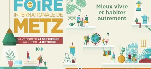 Evénement : la Foire Internationale de Metz dévoile ses dates