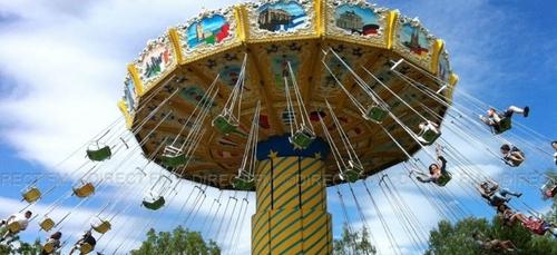 Dernière minute: Les deux principaux parcs d'attractions lorrains...