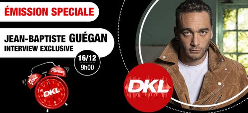 INTERVIEW EXCLUSIVE : Jean-Baptiste Guégan