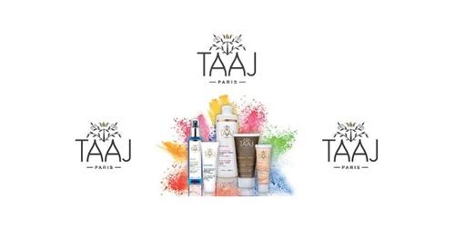 Gagnez votre coffret beauté TAAJ en jouant à la Bonne Année !