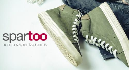 Gagnez 100€ valables sur Spartoo.com !