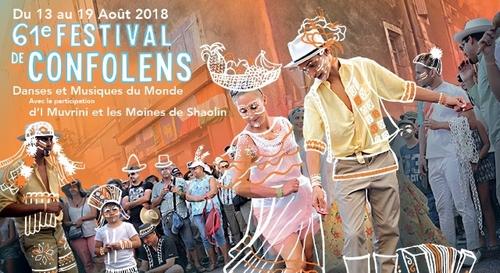 Gagnez vos places pour le 61à¨me Festival de Confolens !
