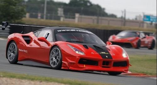 Gagnez votre baptàªme sur piste en Ferrari !
