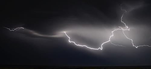Météo du week-end : fortes pluies, orages et vent en perspective