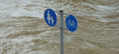 Météo du week-end : fortes pluies et risque d'inondation au programme