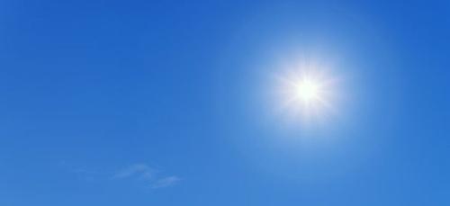 Météo du week-end : Plein soleil et douceur sur l'ensemble de la...