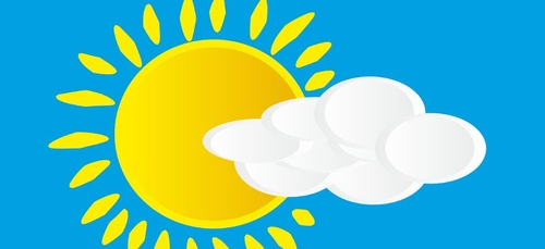 Météo du week-end : des averses au nord et du soleil au sud